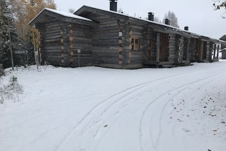 2 BR + loft / Log cottage nearby Ruka centre