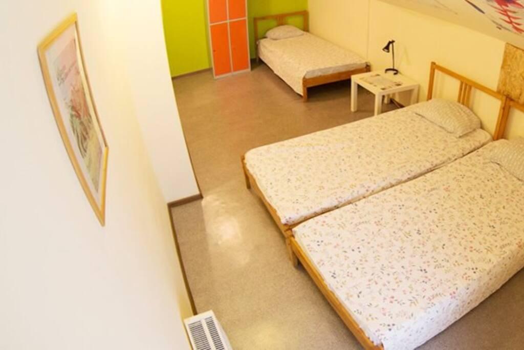 Комната/ Room