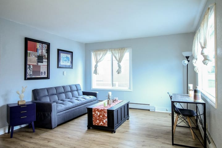 Close to airport & downtown gem !