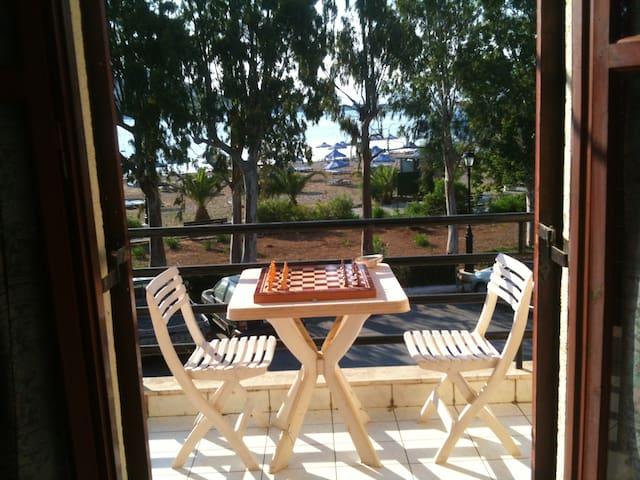 Wonderful apartment by the beach - Elounda - Byt
