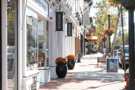 Red Bank ~ a cool little town at the Jersey Shore - Red Bank