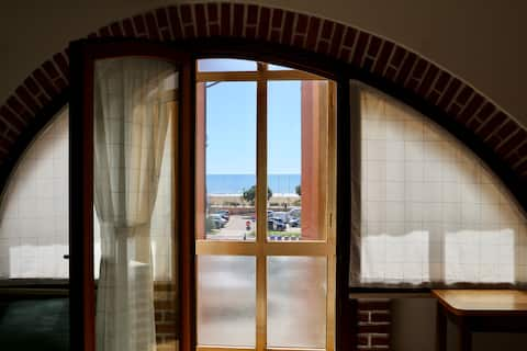 Caorle apartment with a View