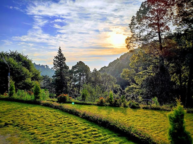 Longer stay at camping in Nainital Uttarakhand