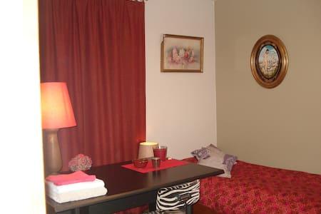 La Hulpe  chambre chez l'habitant 15km brux - La Hulpe - 단독주택