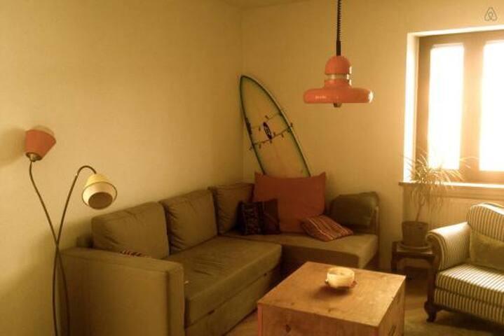 Sehr schöne Wohnung in Obergiesing - Mnichov - Byt