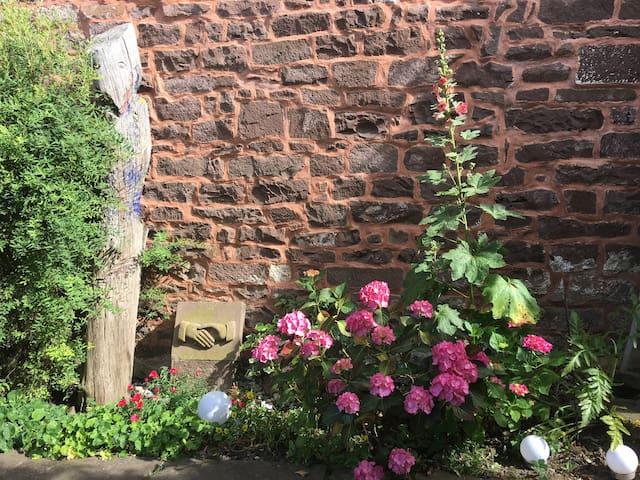 Garten-Detail