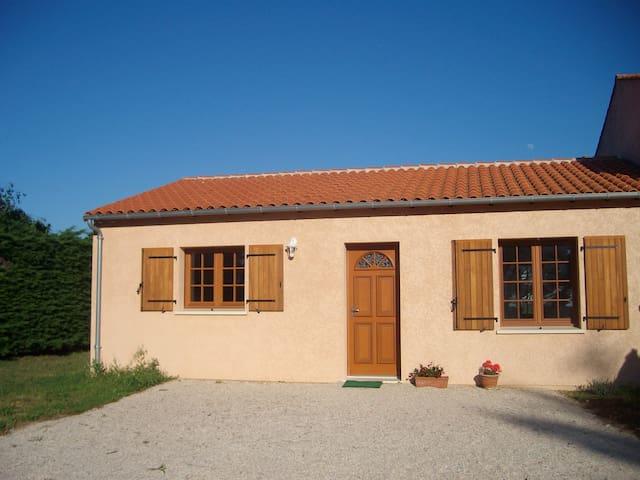 Gîte calme pour vacancier/curistes - Sablonceaux - Dom