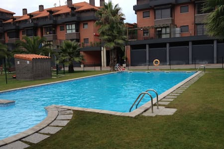 Apartamento en urbanización privada - Unquera - Lägenhet