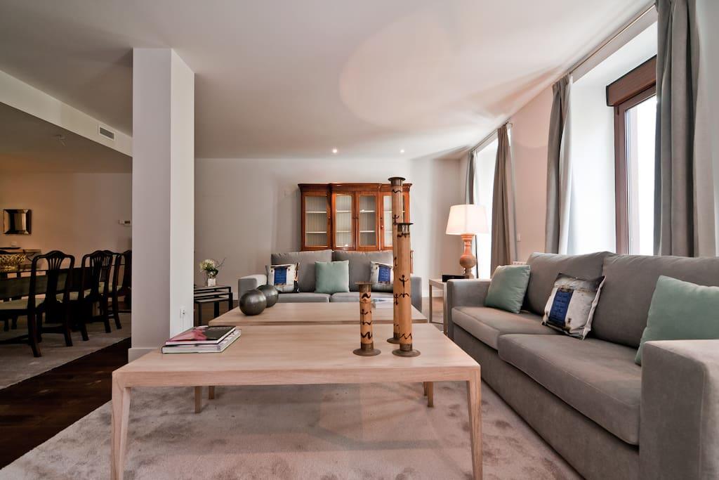 Sagasta i center madrid apartamentos para alugar em - Apartamentos sagasta ...