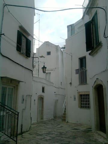 Casa del musicista, centro storico - Martina Franca - Apartment