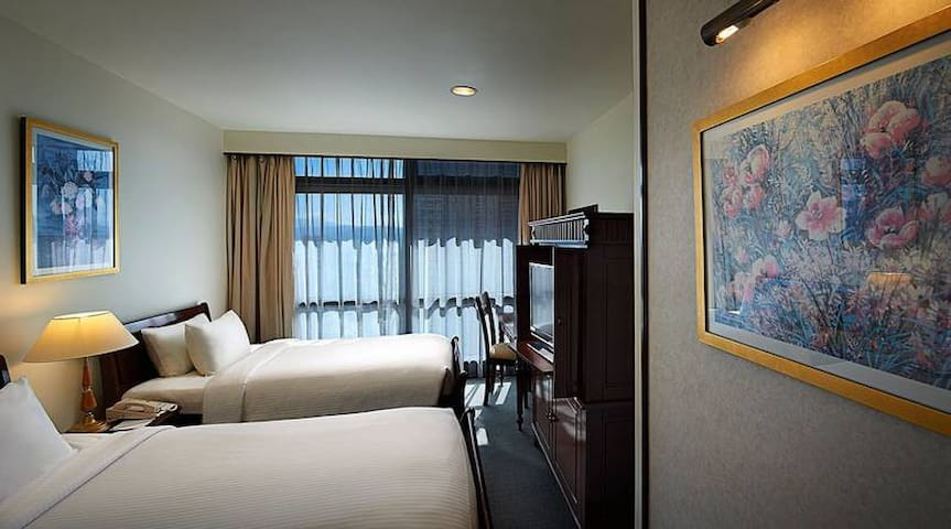 Cozy luxury suite @ Berjaya times squire - Kuala Lumpur - Apartment