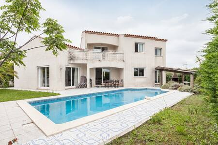 Spacieuse villa a 10min de Montpellier - Juvignac