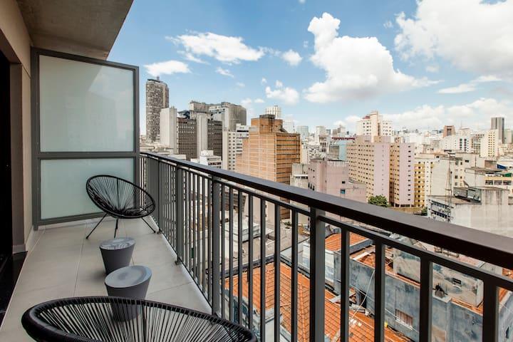 STUDIO 1402. BEM-VINDO AO NOVO CENTRO DE SÃO PAULO