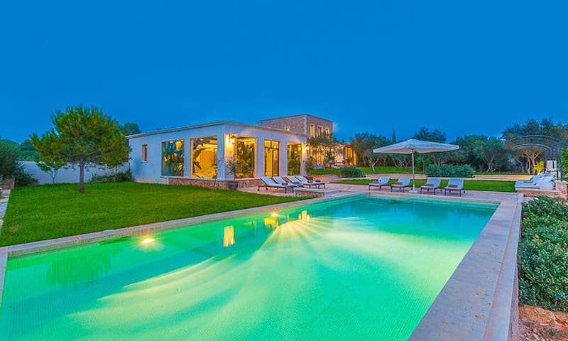 Luxury&Style at Villa Sa Rapita - Campos, Mallorca - Villa