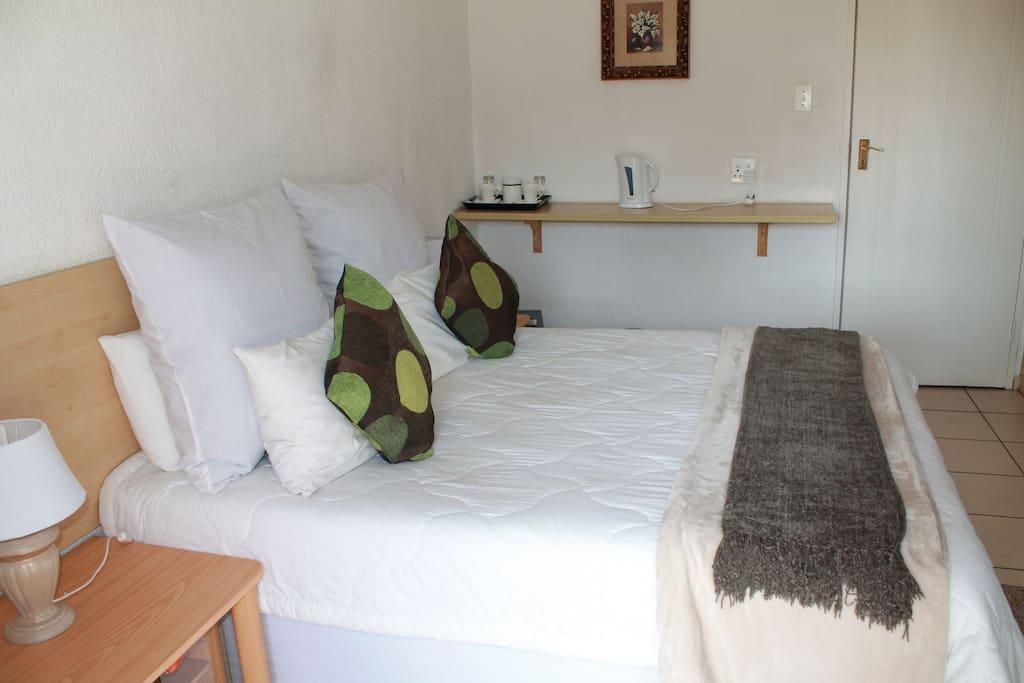 Comfortable Budget Room 102