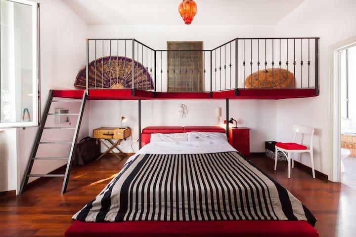 Urban Paradise apartment - Roma - Villa