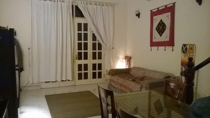 Comfortable lakeside,townhouse room