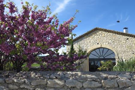 Beau Mas avec piscine sud de France - Montmirat - House