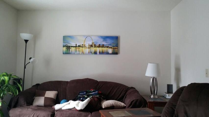 2 Bedroom Apartment - Erie - Lejlighed