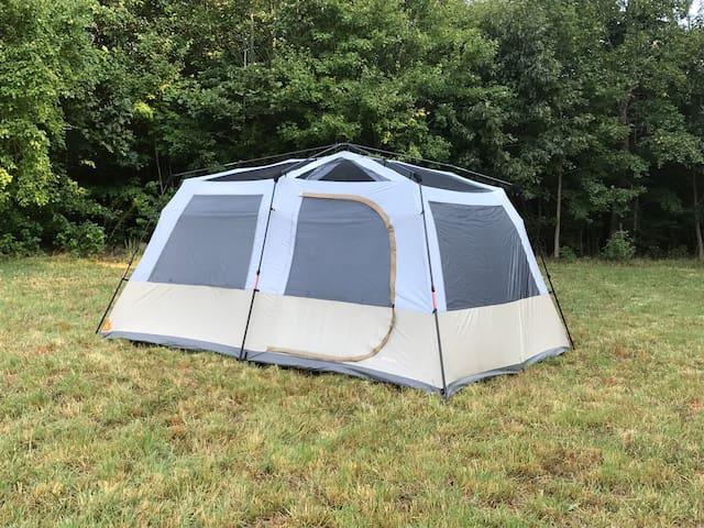 Cooper's Pond Campsite