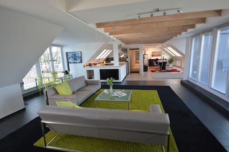 Große Luxus-Loft-Wohnung in bester Lage - Kiel - Loft