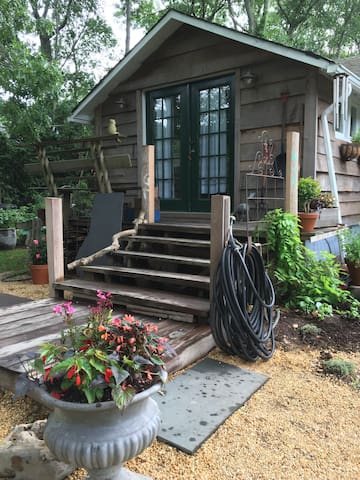 Charming Eco friendly beach house - Wading River - Hus