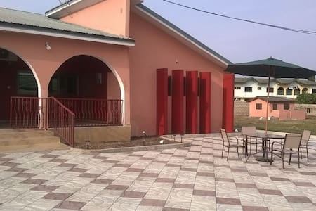 AKWAABA!!! Ghana Heritage Tourist Lodge - Accra - Penzion (B&B)