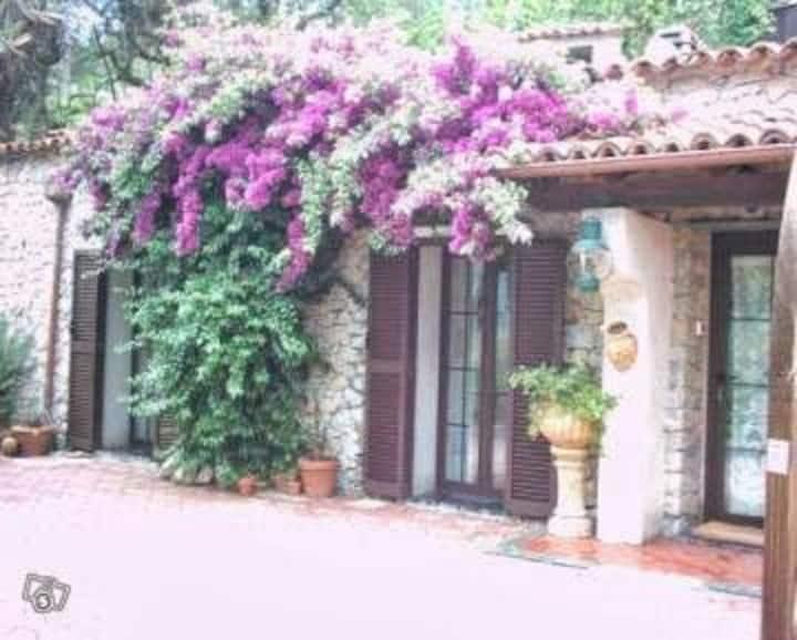 Casa antica dei fiore