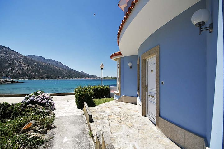 Casa Costa Ezaro - Dumbría - Huis