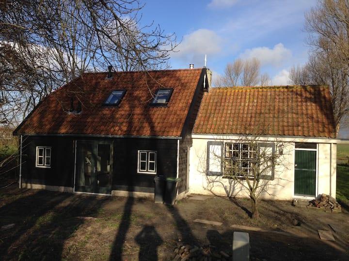Lovely summer home in Zeeland