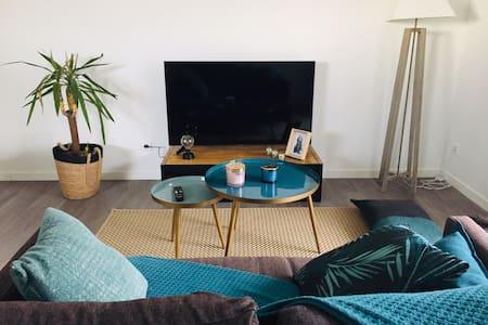 Bel appartement 60m2 avec terrasse