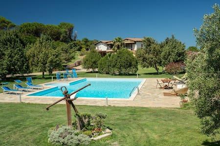 villa is arenas, gonnesa-porto paglia - Gonnesa