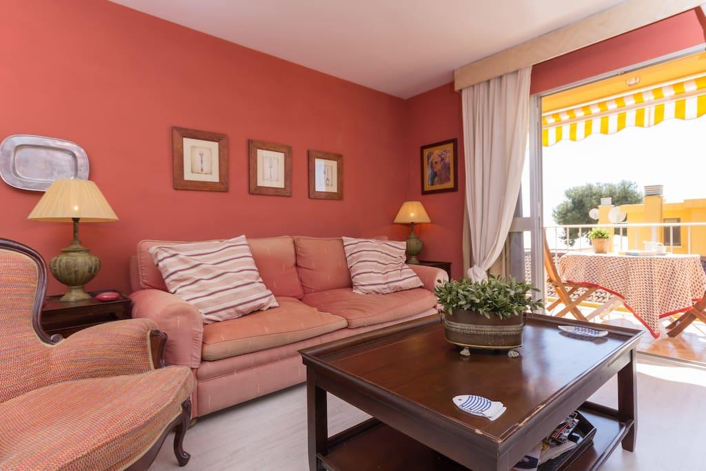 Apartamento en m laga al lado de la playa appartements louer malaga andalousie espagne - Apartamento vacacional malaga ...
