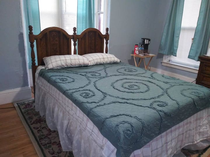 Low priced new amenitiful bedroom♥of downtown