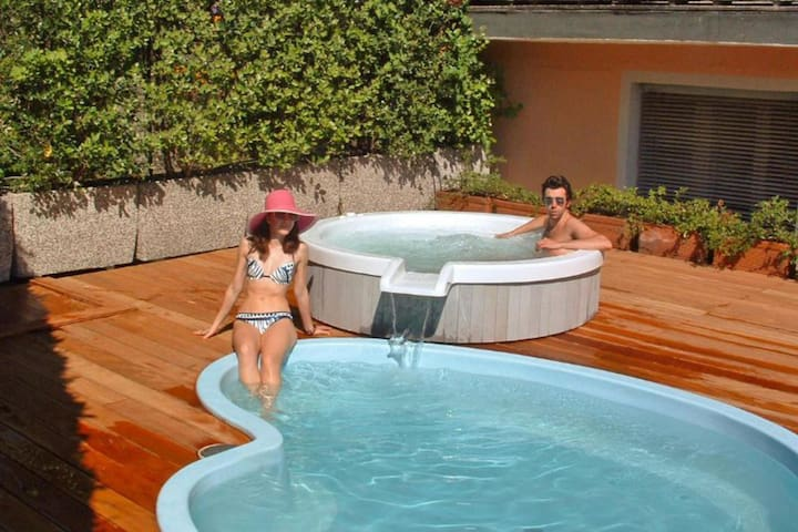 Modern Apartment in Verbania Italy with Swimming Pool