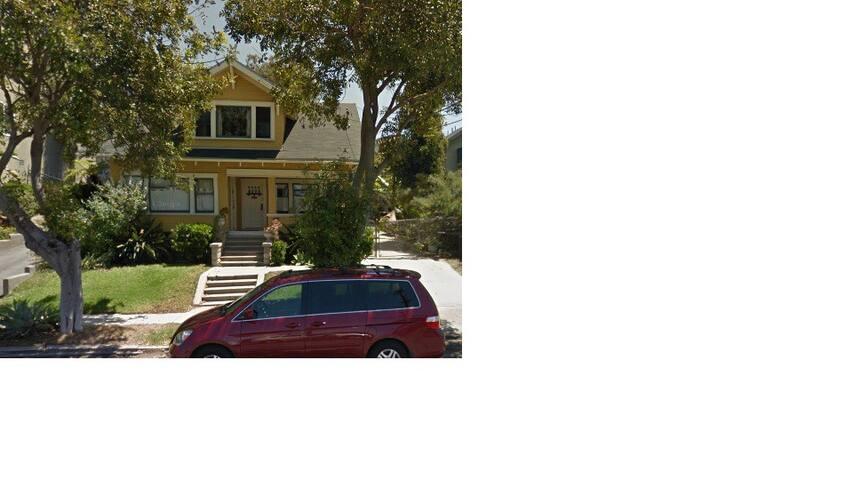 Cute, Historic 1 Bedroom - San Diego - Huis