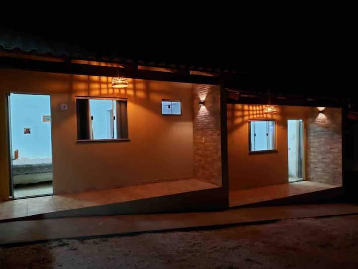 Village Cerrado Adventure - Chalé 2