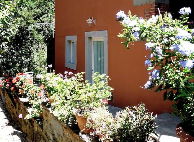 Intimo appartamento con giardino - Brollo - Apartamento
