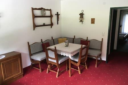 Appartement direkt an der Skipiste - Sankt Johann in Tirol