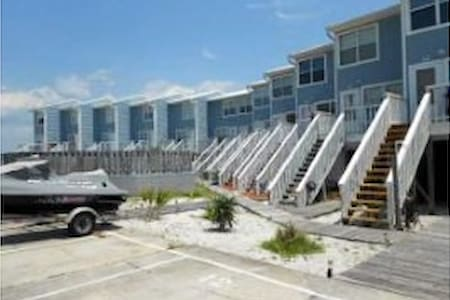 Private 1 bedroom, 1 bath townhouse - Navarre Beach - Sorház