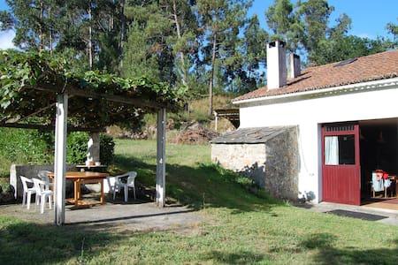 Molino y casa rural, playa cercana. - La Coruña