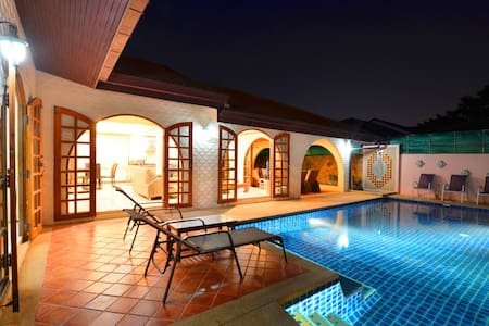 Grand condo Lotus pool villa - Muang Pattaya - Villa