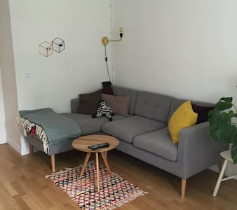 Cozy medium-sized apartment in the heart of Aarhus - Aarhus