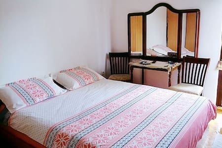 * Lovely double room + Budva + bus station + sea