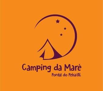 CAMPING DA MARÉ E MINI HOSPEDAGEM!!!