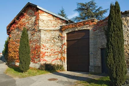 Charming holiday cottage near Lyon - Haus