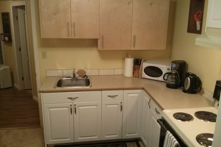 Fabulous Furnished 1 Bedroom Suite - Nanaimo - Apartment