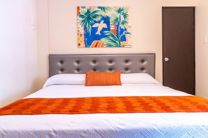 Apartment P4 Bedroom 1