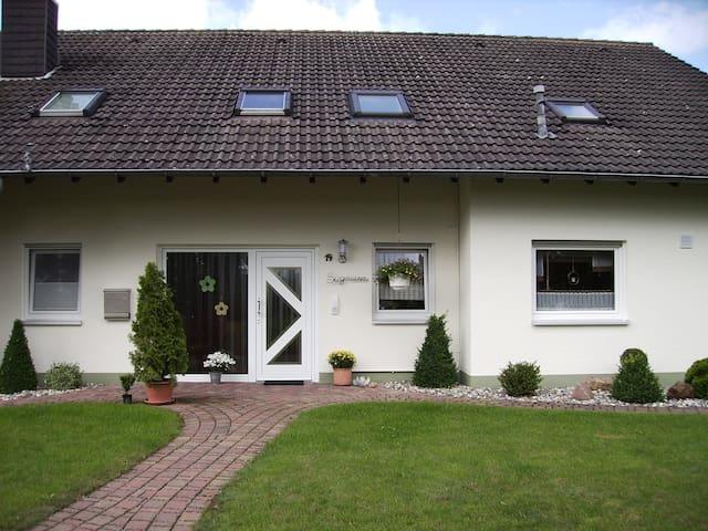 Ferienwohnung Siegmann  - Meißner - Appartement