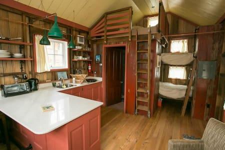 Luna Bleu Cabin on Deep Creek Lake - McHenry
